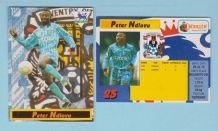 Coventry City Peter Ndlovu Zimbabwe 25